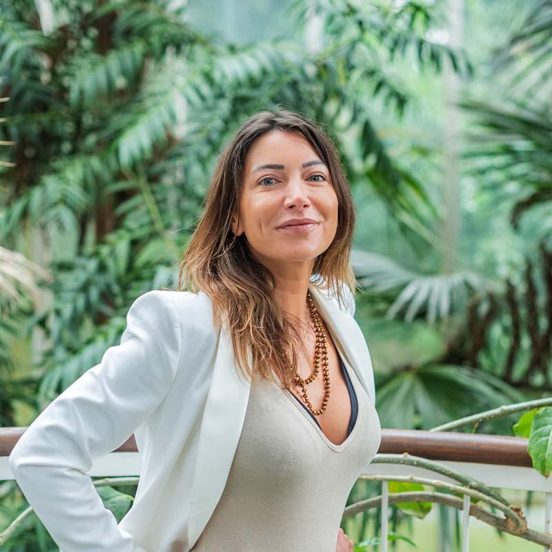 Sandrine Prandina Courtier et gestionnaire en assurance AFA chez 360 Degrés SA