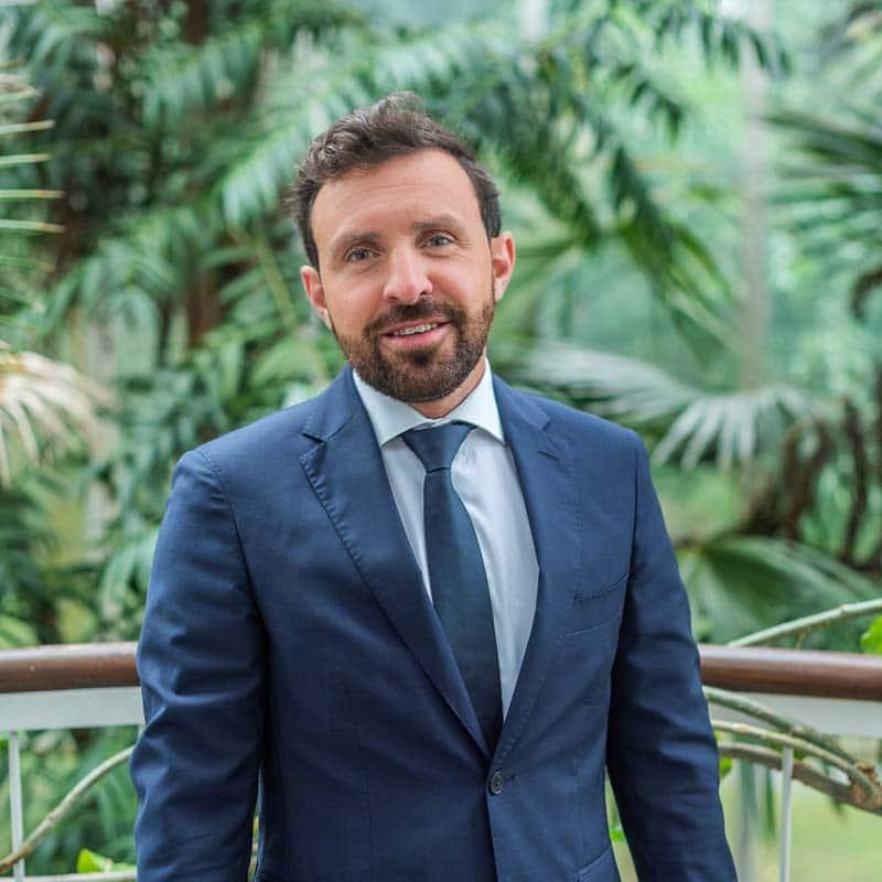 Stefano Rodolfi Courtier et gestionnaire en assurance chez 360 Degrés SA